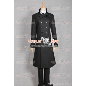 Black Butler Cosplay Sebastian Michaelis Costume