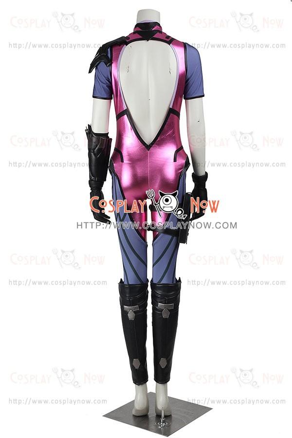 Overwatch Cosplay Widowmaker Costume