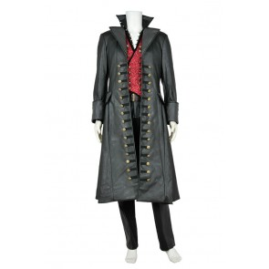 Once Upon A Time Cosplay Captain Hook Costume