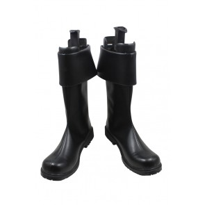 One Piece Cosplay Shoes Roronoa Zoro Boots Black