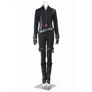 Captain America 2 Cosplay Black Widow Costume