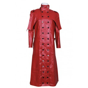 Vash the Stampede From Trigun Cosplay Costume
