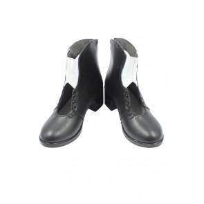 Touken Ranbu Pocket Cosplay Shoes Juzumaru Tsunetsugu Short Boots