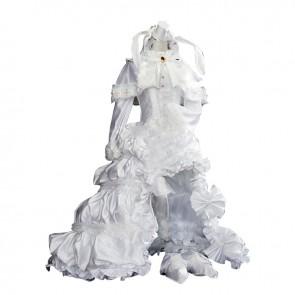 Vocaloid Cosplay Hatsune Miku Rabbit Dress Costume