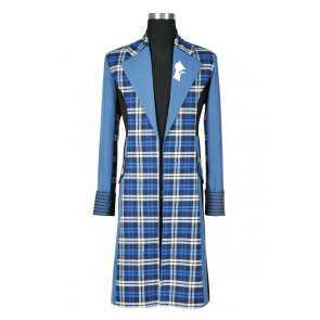 Doctor Who Series Cosplay 6th Sixth Dr Colin Baker Costume