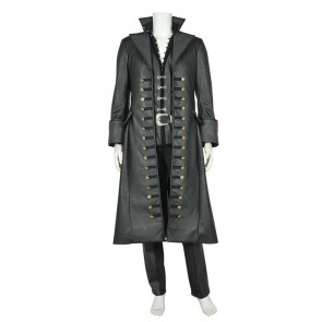 Once Upon A Time 3 Captain Hook Cosplay Costume