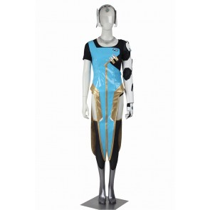 Overwatch Cosplay Symmetra Costume