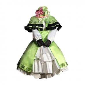 Black Butler Kuroshitsuji Cosplay Elizabeth Midford Costume Dress