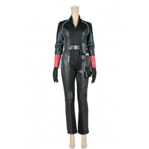 Avengers: Age Of Ultron Black Widow Cosplay Costume