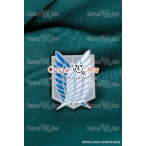 Attack On Titan Cosplay Free Wings Badge