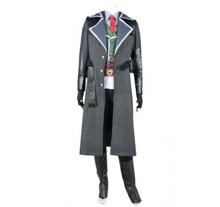 Assassins Creed Syndicate Cosplay Jacob Frye Costume