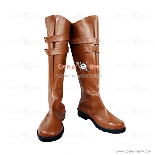 Devil May Cry IV Cosplay Shoes Credo Boots