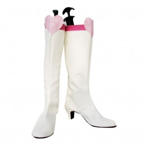 Sailor Moon Cosplay Shoes Tsukino Usagi Boots