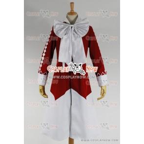 Pandora Hearts Cosplay Alice Red Dress Costume