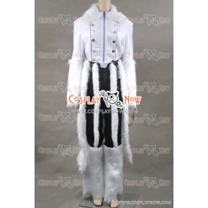 Bleach Cosplay Coyote Starrk Costume