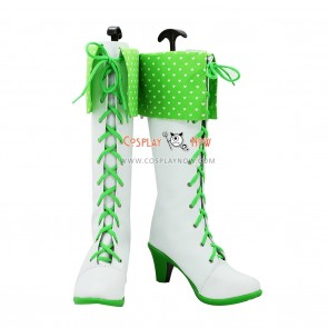 Hoshii Miki Boots for The Idolmaster Cosplay