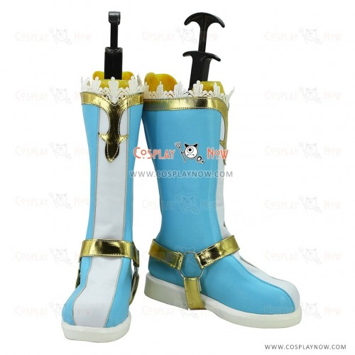 Love Live Cosplay Shoes Nico Yazawa SR Angel Boots