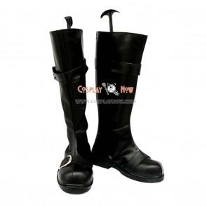 Gintama Cosplay Shoes Gintoki Sakata Boots
