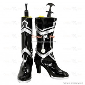 Date A Live Cosplay Shoes Tohka Yatogami Boots