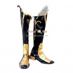Castlevania Cosplay Shoes Hector Boots