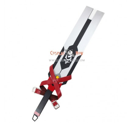 ELSWORD Elsword Big Sword PVC Cosplay Props