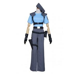 Resident Evil Jill Valentine Cosplay Costume