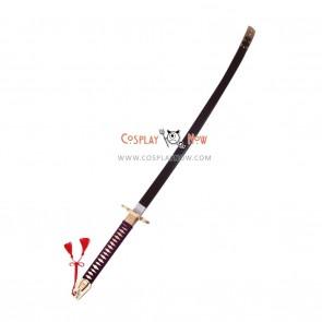 TOUKEN RANBU ONLINE The Sword Dance Hotarumaru Sword PVC Cosplay Props Long Weapon