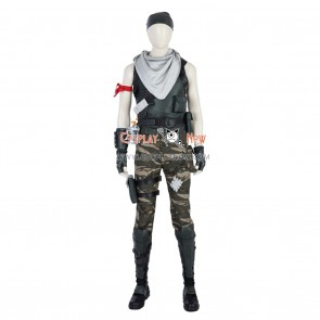 Fortnite Cosplay special soldier Costumes for Man
