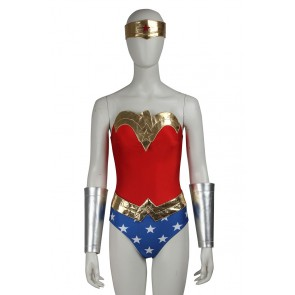 Wonder Woman Cosplay Princess Diana Costume