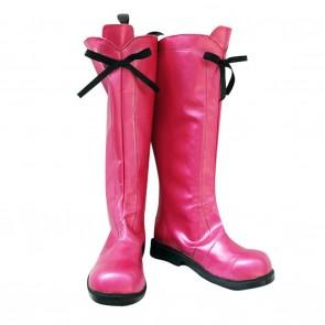 Tokyo Mew Mew Cosplay Shoes Momomiya Ichigo Boots