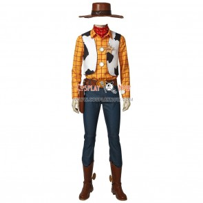 Toy Story Cosplay Woody Costume for Man