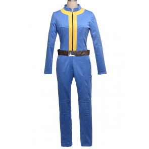 Vault Boy 111 Costume For Fallout 4 Far Harbor Cosplay