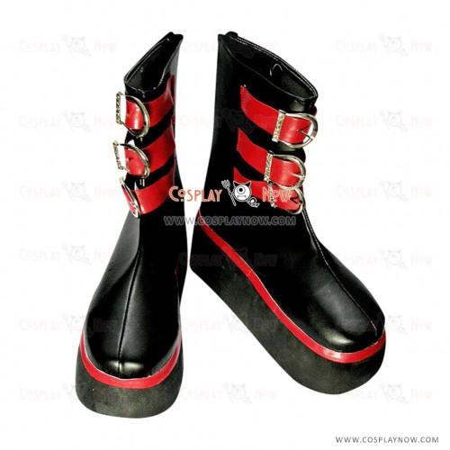 X CLAMP Cosplay Shoes Sorata Arisugawa Boots