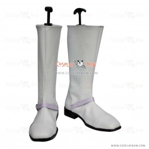 Final Fantasy Cosplay Shoes Cid Raines Boots