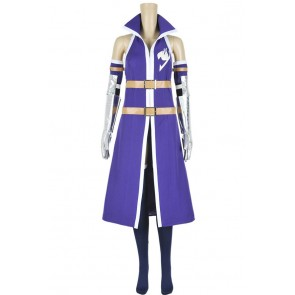 Fairy Tail Cosplay Titania Erza Scarlet Costume