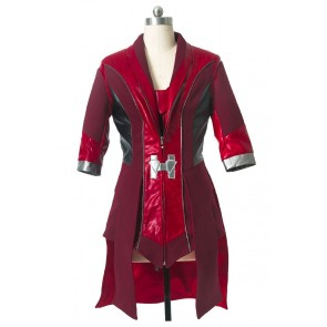 Scarlet Witch Costume For Avengers Age Of Ultron The Avengers 2 Marvel Avengers Cosplay
