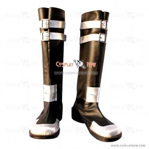 D Gray Man Cosplay Shoes Lenalee Lee Boots