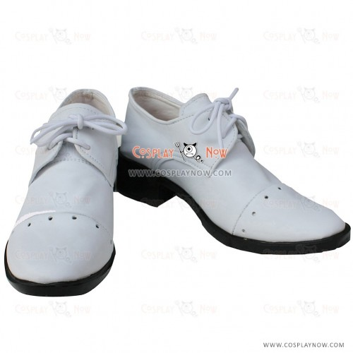 Black Butler Cosplay Baron Cosplay Leather Shoes