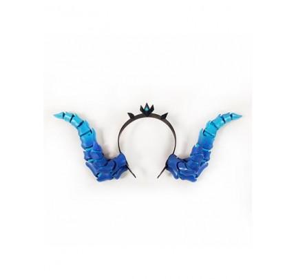 Lu Ciel Horn Headwear Cosplay Prop