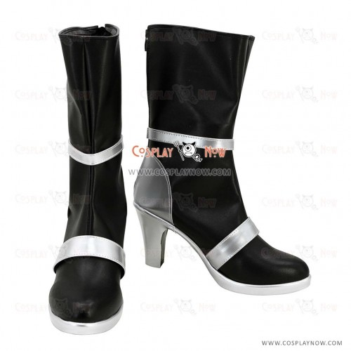 Fate/Apocrypha Cosplay Shoes Ruler Boots