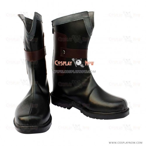 Swords of Legends Cosplay Shoes Jin Lei Boots