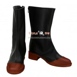 Touken Ranbu Cosplay Shoes Midare Toushirou Boots
