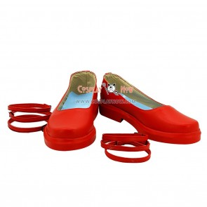 Touhou Project Cosplay Remilia Scarlet Shoes