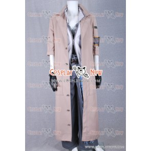 Final Fantasy XIII 13 Cosplay Snow Villiers Costume