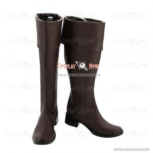 Unlight Cosplay Shoes Riesz Boots