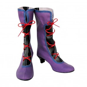 Angelique Cosplay Shoes Angelique Boots