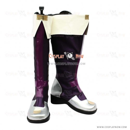 BlazBlue Cosplay Shoes Carl Clover Boots