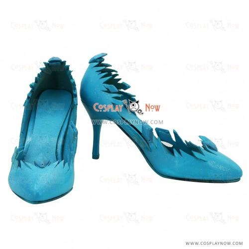 Frozen Elsa Disney Cospaly Shoes