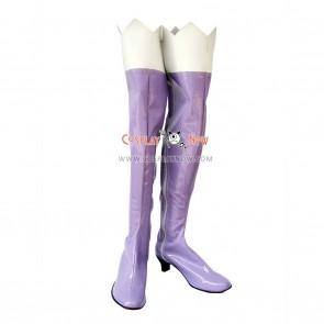 Macross Frontier Cosplay Shoes Klan Boots