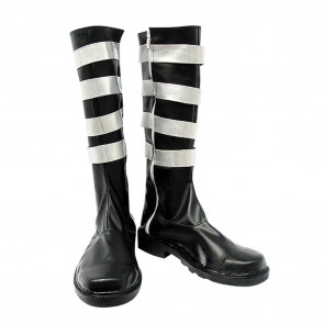 D Gray Man Cosplay Shoes Lavi Boots